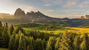 Panoramic Tour on the Siusi Alp