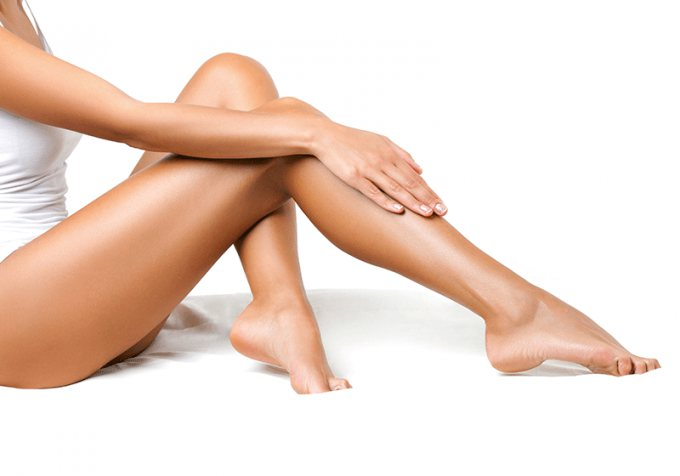 Anti-cellulite leg massage