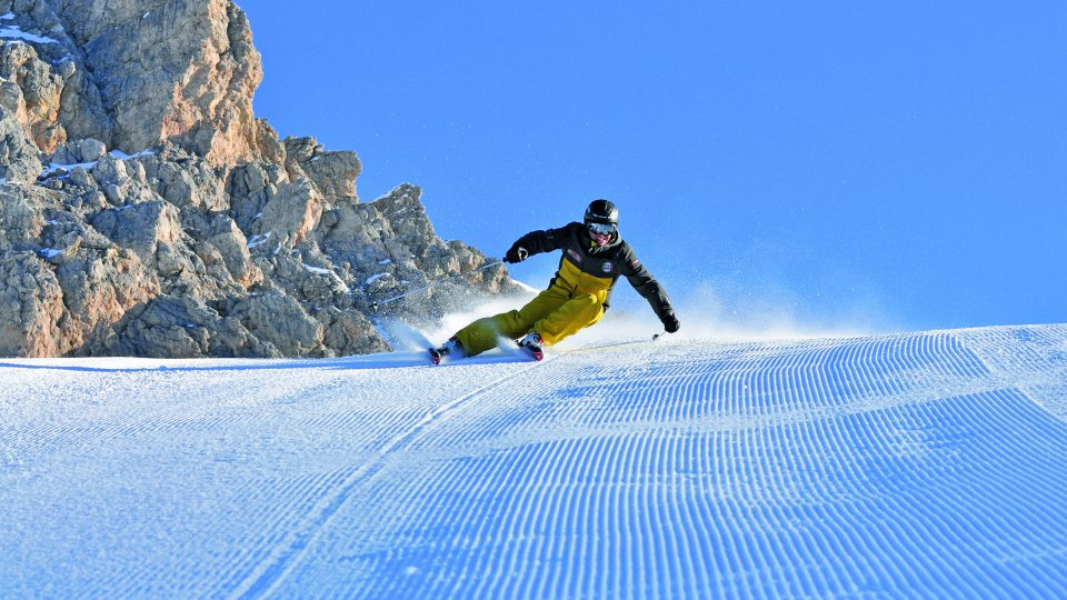 Special weeks in Val Gardena: January